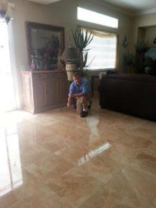 stone floor cleaning Las Vegas