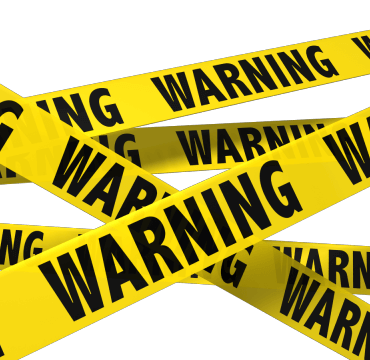 Warning by Eco Friend Carpet Care